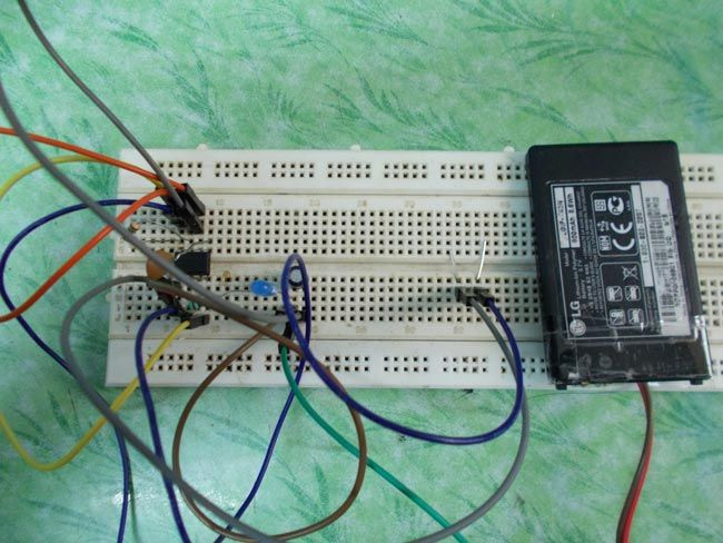 Hobby Electronic Circuits Simple Touch Sensitive Switch Circuit