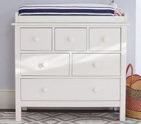 Pottery Barn Kids - Kendall Dresser & Changing Table ...