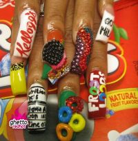 12 best images about Outrageous Nails....(SMH) on ...