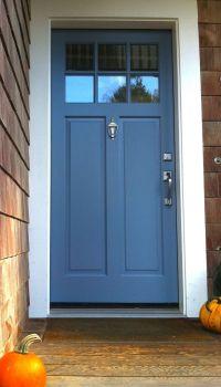 25+ best ideas about Blue front doors on Pinterest | Beige ...