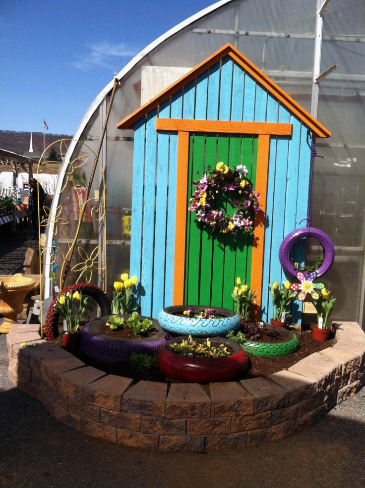 75 Best Images About Garden Shop Ideas On Pinterest Display