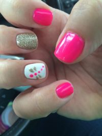 Best 25+ Short pink nails ideas on Pinterest | Lace nail ...