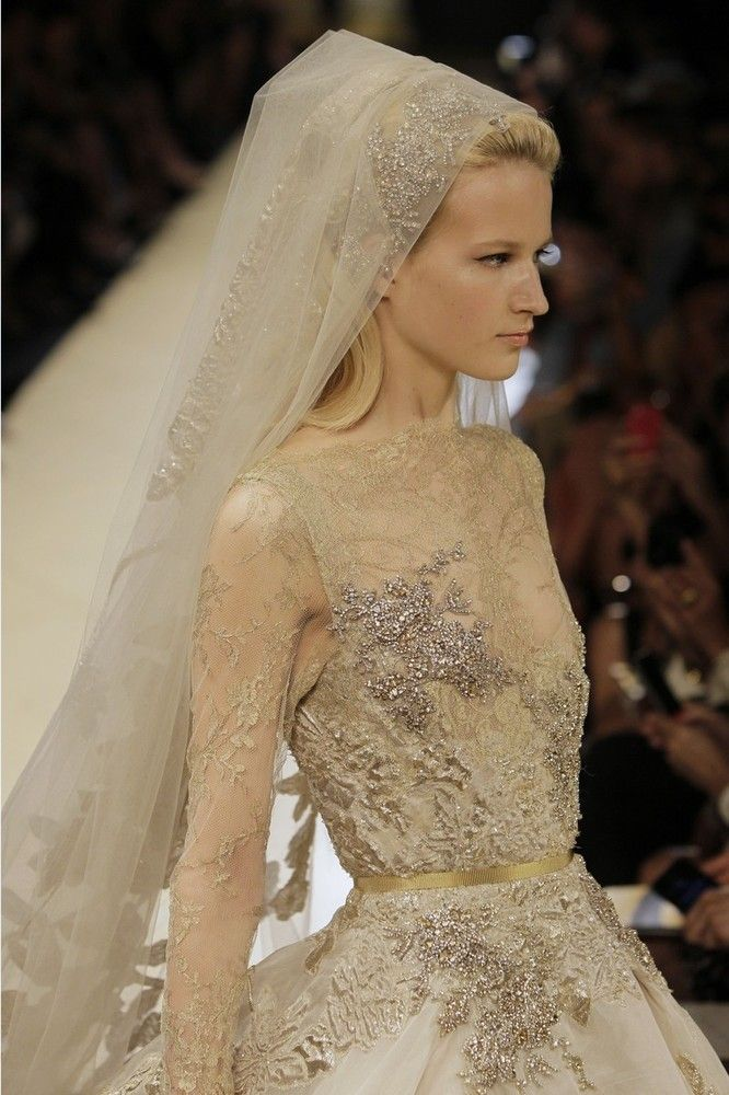 290 best images about Vintage  Couture Wedding dresses on Pinterest