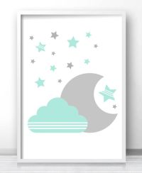 44 best images about Nursery And Kids Wall Art Prints by ...