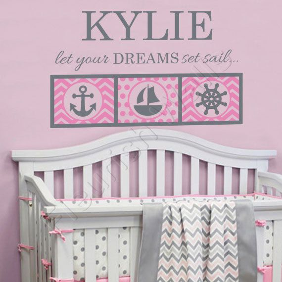25 Best Ideas About Nautical Nursery On Pinterest Baby Room Letters S Bedroom And Rooms