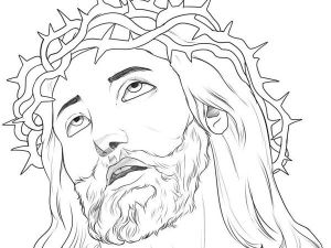 jesus drawings drawing draw god line tattoo cross christ face cool hands religious magnificent slodive realistic sketches sketch examples religion