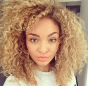 1000 blonde curly