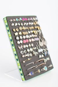 17 Best ideas about Earring Holders on Pinterest | Diy ...