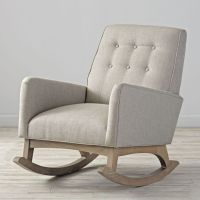 25+ best ideas about Upholstered rocking chairs on ...