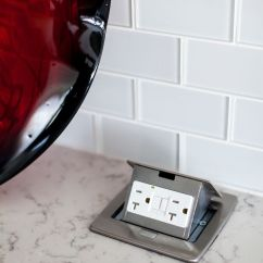 Pop Up Electrical Sockets For Kitchens Hotels With In San Diego Counter Top Outlet | Home Ideas Pinterest ...