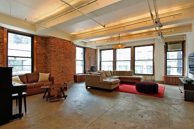 Exposed brick walls Nyc and The ojays on Pinterest