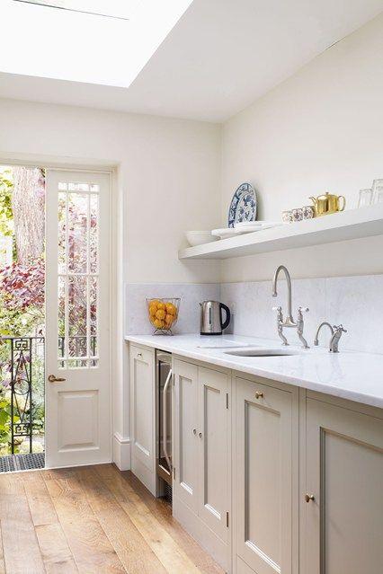 25+ Best Ideas about Galley Kitchen Design on Pinterest