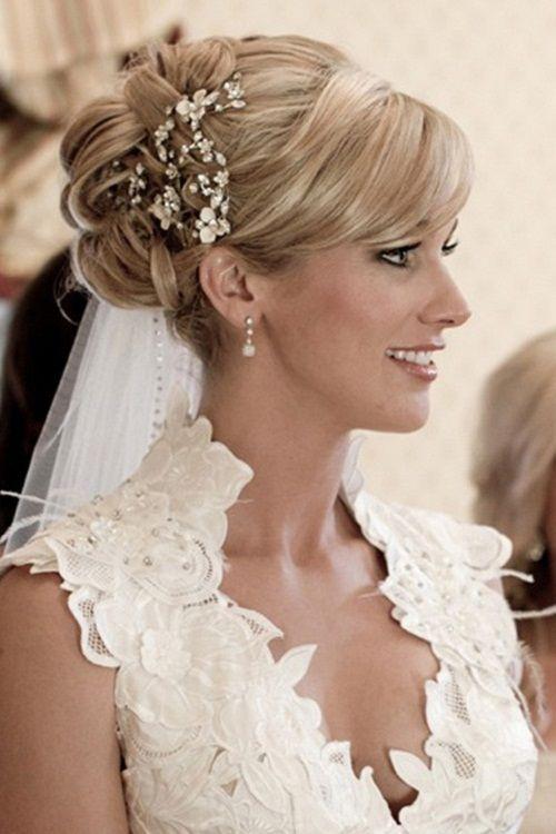 25 Best Ideas About Medium Wedding Hair On Pinterest Medium