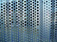 Gaten Series, a perforated metal panel by ATAS   ATAS ...