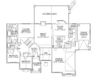 Rambler House Plans with Basements | Professional House ...
