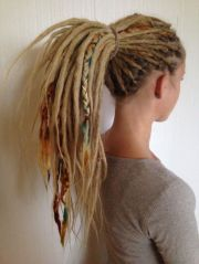 ideas blonde dreadlocks