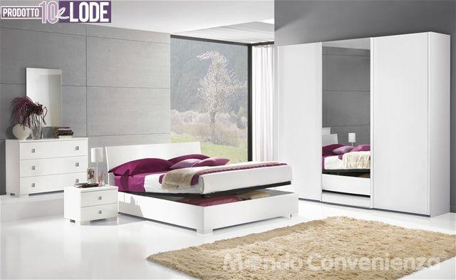 City  Camere da letto  Camere complete  Mondo Convenienza  For the Home  Pinterest  Cities