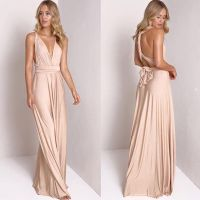 25+ best ideas about Champagne bridesmaid dresses on ...