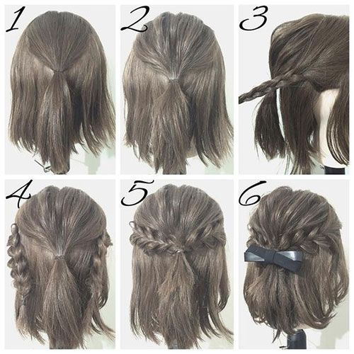 The 25 Best Easy Hairstyles Ideas On Pinterest Simple