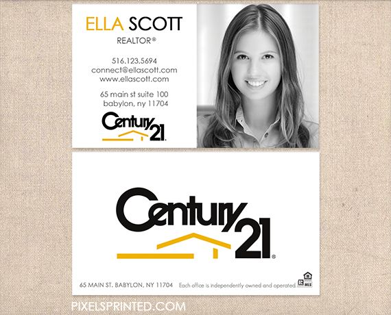 Merrill corporation business cards century 21 poemview century 21 business card template images cards ideas colourmoves