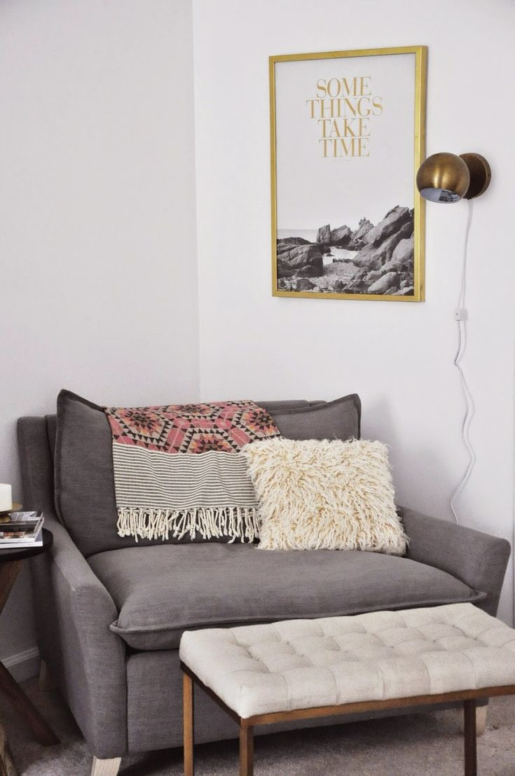 25 Best Ideas about Cozy Chair on Pinterest  Comfy chair