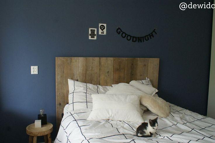 25 beste ideen over Donkerblauw Slaapkamers op Pinterest