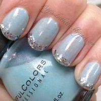 Disney Cinderella nails | Disney Trips! | Pinterest ...