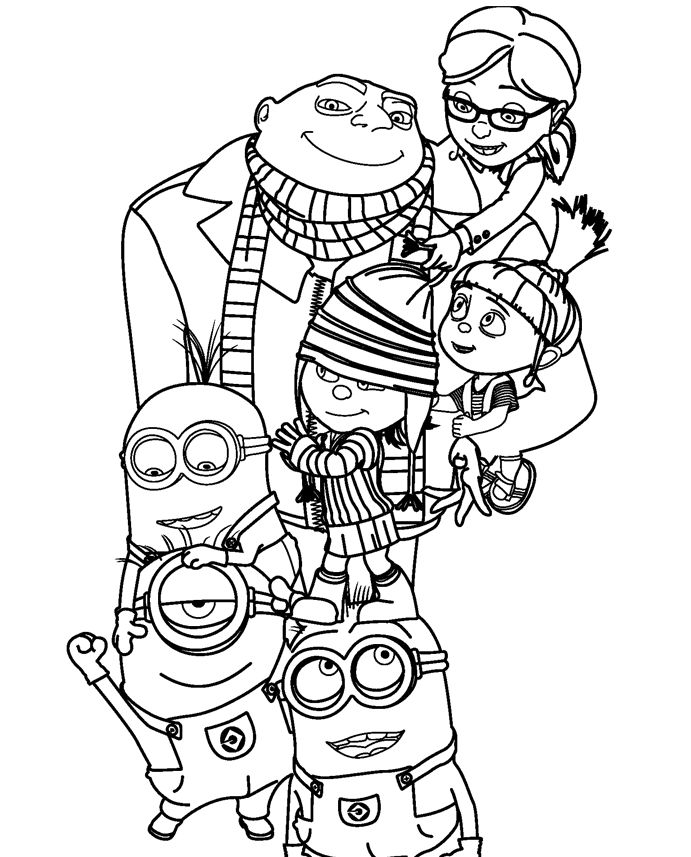 246 best images about Coloring pages on Pinterest