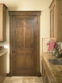 Rustic Pine Trim Interior | Joy Studio Design Gallery ...