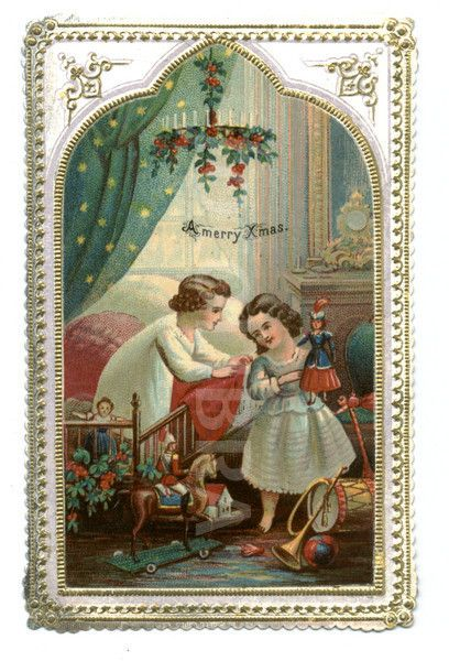 17 Best Images About Christmas Cards V Vintage On