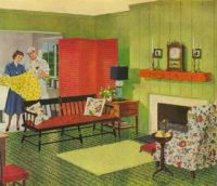 1000+ ideas about 1940s Home Decor on Pinterest | Homes ...