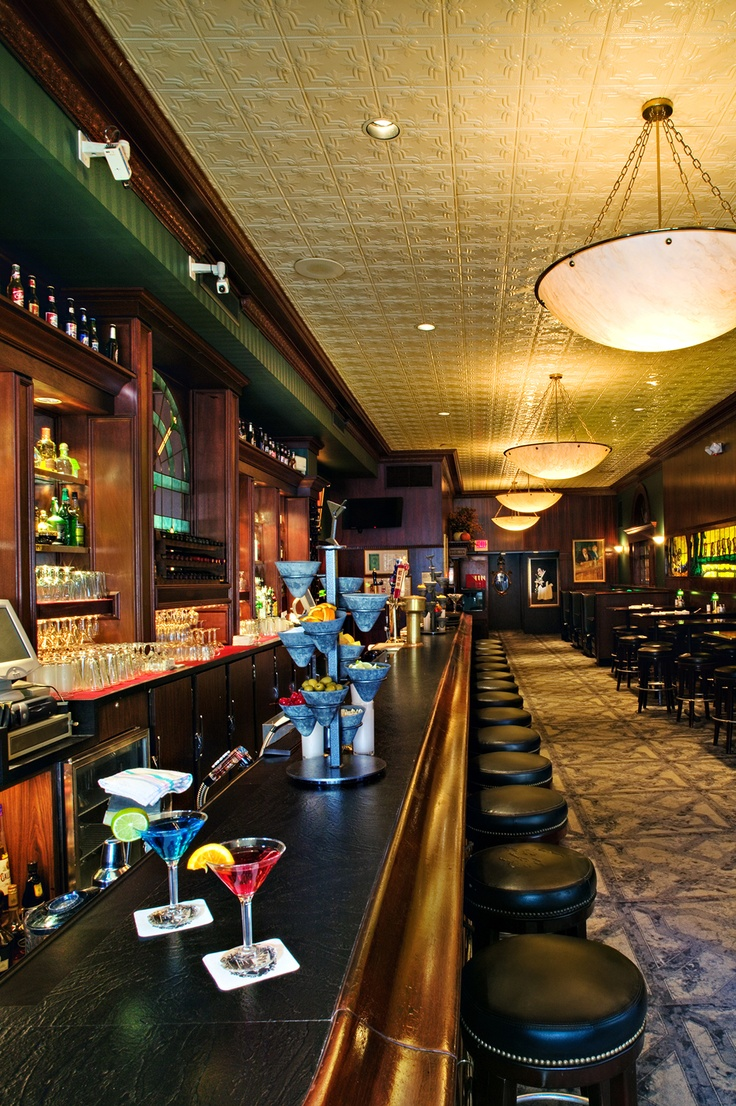 Jax Cafe Northeast Minneapolis Martini Bar Architectural photography  Restaurant