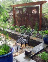 25+ best ideas about Outdoor privacy screens on Pinterest ...