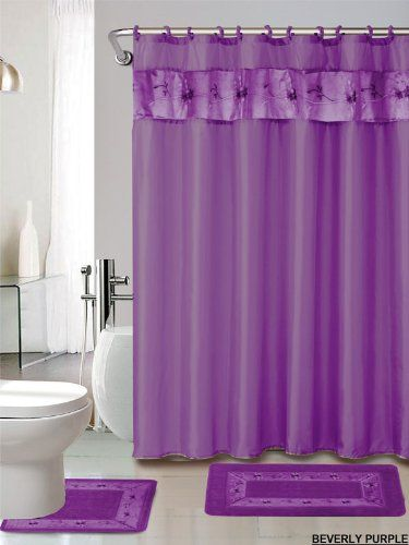 1000 Images About Purple Shower Curtain On Pinterest Paisley Fabric Bathroom Sets And Shower