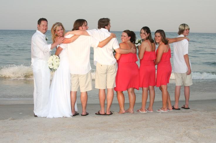 laurel casual beach wedding  Wedding Planning Ideas   Pinterest  Wedding