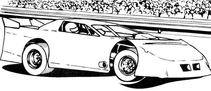 1000+ images about Race Car coloring pages on Pinterest