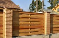 20 Wood Fence Designs Blending Traditions and Modern Ideas ...