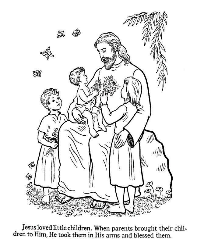 17 Best images about JESUS LOVES THE LITTLE CHILDREN