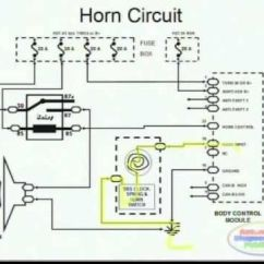 Renault Trafic Wiring Diagram Pdf For 3 Phase Motor Horns & | Ford Explorer 1998 / Car Maintenance Tips Pinterest Horns, Http ...