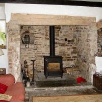17th Century Inglenook Restoration - Feature Fire | Home ...