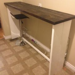 Cheap Farmhouse Table And Chairs Back Supports For Office Diy Bar Height - Woodworking Projects & Plans