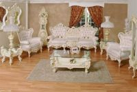 frenchprovincial furniture | French Provincial Living Room ...