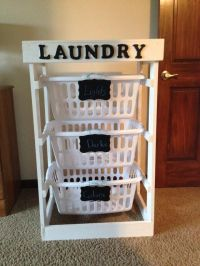 1000+ ideas about Laundry Sorter on Pinterest