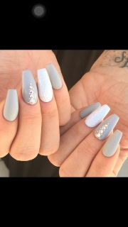 acrylic nail design ideas