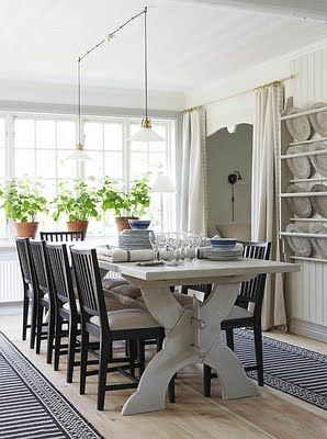 52 Best Images About Farmhouse Dining On Pinterest