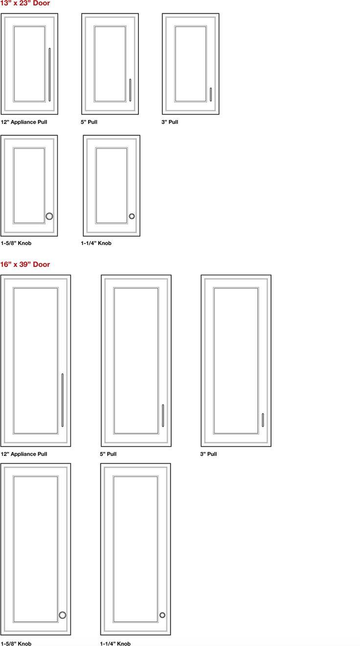 25+ best ideas about Kitchen cabinet hardware on Pinterest