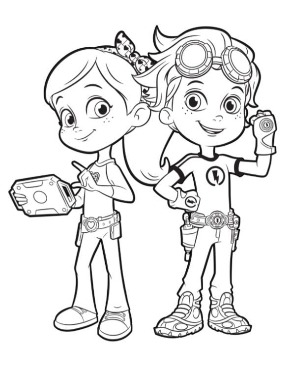 16 best images about Coloring pages preschoolers on Pinterest