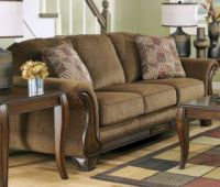 Ashley Montgomery Mocha Sofa
