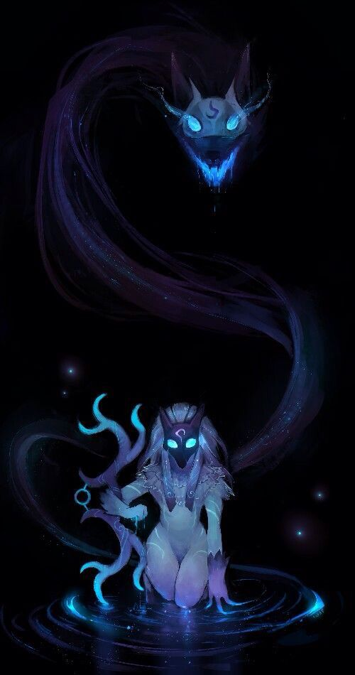 Make Your Own Iphone 5 Wallpaper Kindred Legue Of Legends ‼️ Pinterest