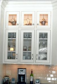 169 best images about Glass Cabinet Doors on Pinterest ...